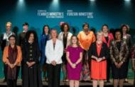 """وزيرات الخارجية يتعهّدن في قمة مونتريال تقديم """"منظور نسوي"""" للسياسة الخارجية"""