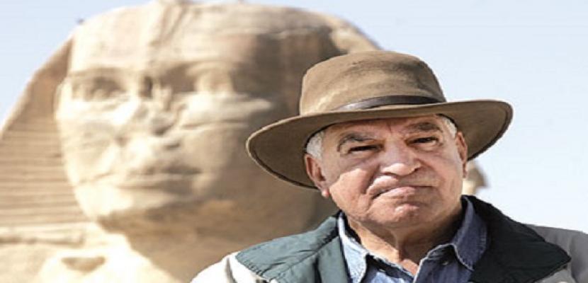 تعيين زاهي حواس سفيرًا لمنظمة السياحة العالمية