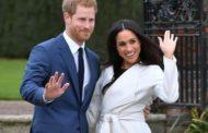 الأمير هاري وزوجته ميجان ماركل في انتظار حادث سعيد