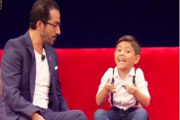 بعد غياب 7 سنوات أحمد حلمي يعود لتقديم برامج الأطفال..