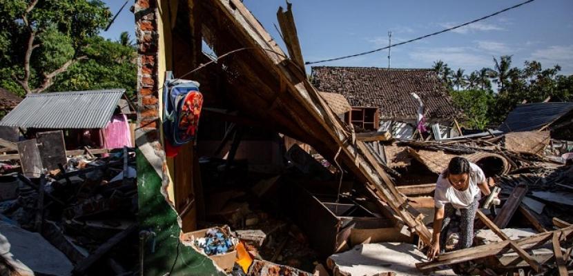 2000 قتيل و1300 مفقود حصيلة زلزال إندونيسيا
