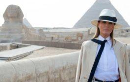 ميلانيا ترامب تشيد بكافانو وتنتقد التركيز على ملابسها