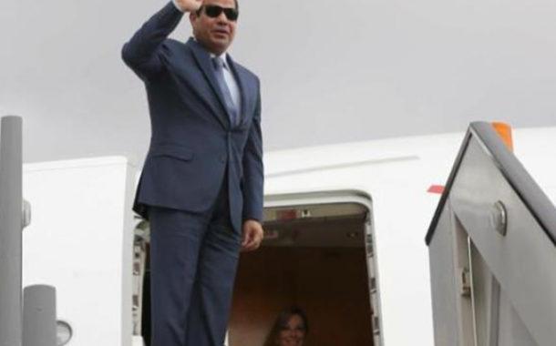 الرئيس السيسي يتوجه الاثنين إلى موسكو فى زيارة رسمية لمدة 3 أيام