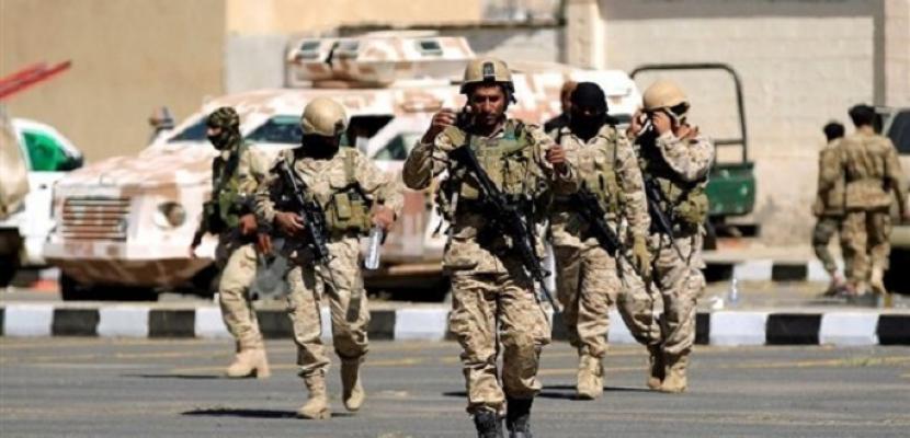 الجيش اليمنى ينفذ عملية تمشيط واسعة لمناطق شرق الحديدة