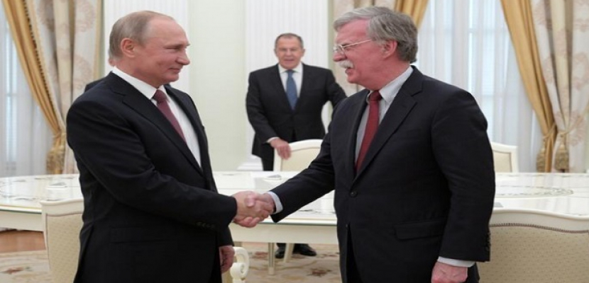 بوتين يجتمع مع مستشار الأمن القومي الأمريكي الأسبوع المقبل