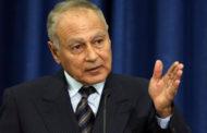 أبو الغيط يؤكد ضرورة الحفاظ على ثبات موقف الاتحاد الأوروبي تجاه حل الدولتين