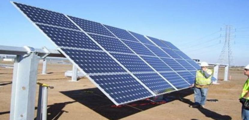 تقرير دولي: مصر قادرة على توليد 53 % من الكهرباء من مصادر الطاقة المتجددة عام 2050