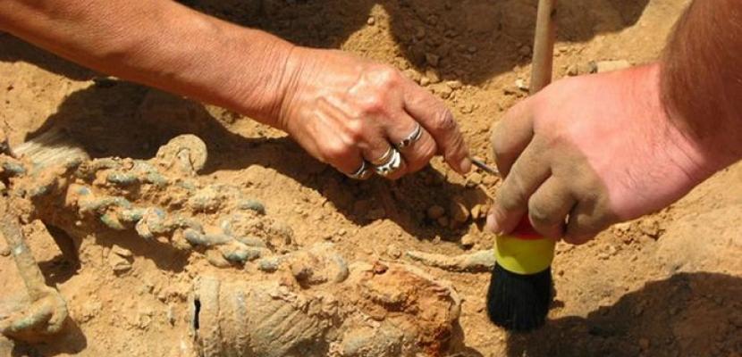 اكتشاف حفريات ديناصورات في منطقة منغوليا شمالي الصين