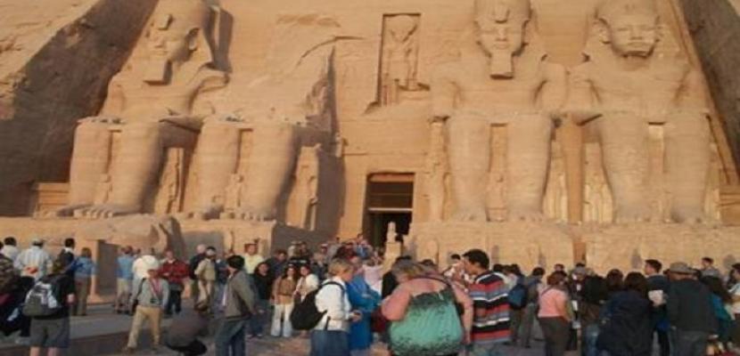 غداً الشمس تتعامد على قدس الأقداس بمعبد رمسيس الثاني بأبوسمبل