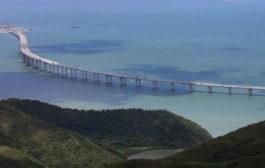 الصين تفتتح أطول جسر بحري في العالم الأربعاء المقبل