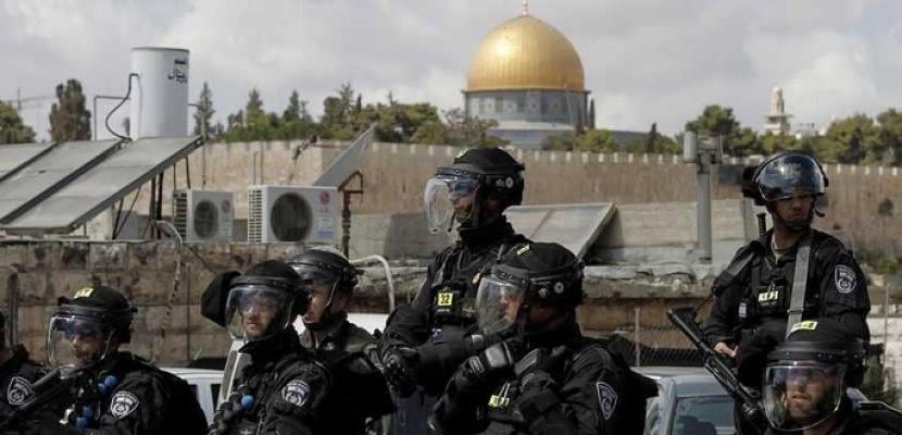 الاحتلال الإسرائيلي يغلق مداخل 4 قرى بمحافظة سلفيت ويعتقل 12 فلسطينياً