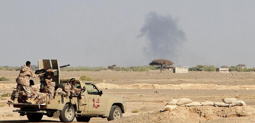 الجيش اليمني يحبط محاولات الحوثيين استعادة مواقع بالملاحيط بصعدة.. وقتلى وجرحى من الميليشيات بالبيضاء