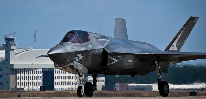 """البنتاجون يقرر وقف جميع الرحلات الجوية لأسطول الطائرات الحربية طراز """"إف – 35"""""""