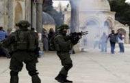 إصابة شاب فلسطيني برصاص قوات الاحتلال الإسرائيلي جنوب نابلس