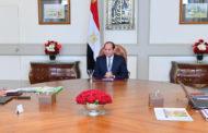 خلال اجتماع مع كامل الوزير.. الرئيس السيسي يستعرض الموقف التنفيذي بالمدينة الصناعية للمهمات بالروبيكي