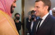 ماكرون يعلن أنه سيلتقي ولي العهد السعودي على هامش قمة الـ20