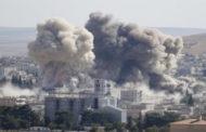ضربات جوية للتحالف الدولي على داعش في سوريا تقتل العشرات