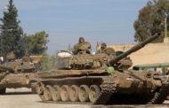 الجيش السورى يحبط محاولة تسلل إرهابيين بريفى إدلب الجنوبى وحماة الشمالى