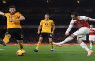 هدف مخيتاريان قبل النهاية يمنح أرسنال التعادل 1-1 أمام ولفرهامبتون