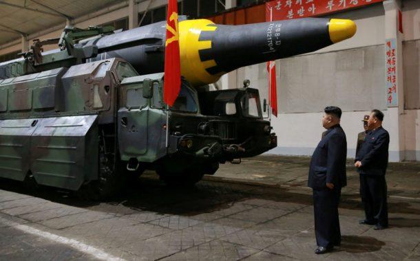 مركز دراسات أمريكي: كوريا الشمالية تبقي على قواعد صواريخ غير معلنة