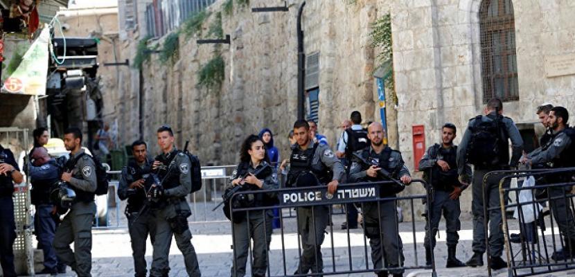 الاحتلال الإسرائيلي يمنع محافظ القدس من دخول الضفة الغربية