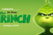 إيرادات فيلم الأنيميشن The Grinch تصل لـ80 مليون دولار