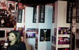 معرض متعدد الوسائط يستعيد 40 عاما من عمر مهرجان القاهرة السينمائي