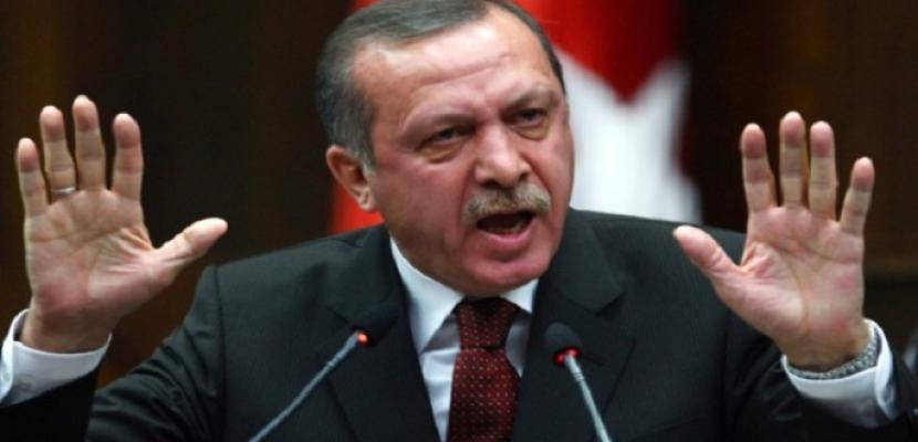 الرئيس التركي رجب طيب أردوغان يدعو مواطنيه إلى مقاطعة البضائع الفرنسية