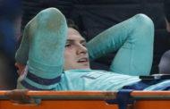 هولدينج مدافع أرسنال يغيب لمدة طويلة بسبب إصابة بالركبة