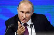 أمام قمة المناخ.. بوتين: مصير الكوكب يتوقف على نجاح مساعي محاربة تغيرات المناخ
