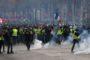 اشتباكات بين الشرطة الفرنسية ومحتجين في الشانزليزيه