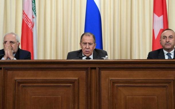 إيران تأمل في التوصل لاتفاق مع روسيا وتركيا بشأن لجنة لصياغة الدستور السوري
