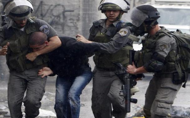 قوات الاحتلال تعتقل 24 فلسطينيا من الضفة الغربية