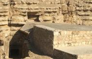 """الآثار تعلن عن تفاصيل كشف مقبرة """"واح تي"""" كاهن التطهير الملكي بسقارة"""