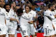 ريال مدريد أمام سيسكا موسكو بهدف تأمين الصدارة فى الشامبيونزليج