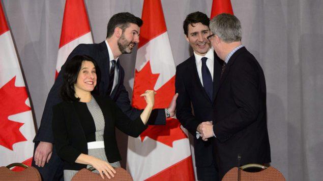 اتّحاد البلديّات الكنديّة يرفع مطالبه لرئيس الحكومة جوستان ترودو