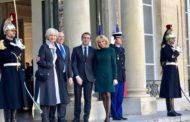 François Legault reçu à l'Élysée