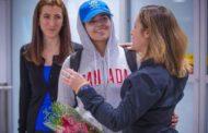 Rahaf Mohammed s'adresse une dernière fois aux médias