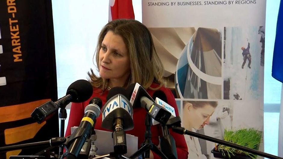 Ottawa salue des propos du fondateur de Huawei sur sa fille arrêtée au Canada