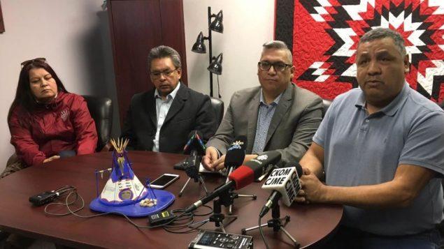 أزمة أشباه الأفيونيات : زعماء من السكان الأصليين يطالبون بمساعدة طارئة