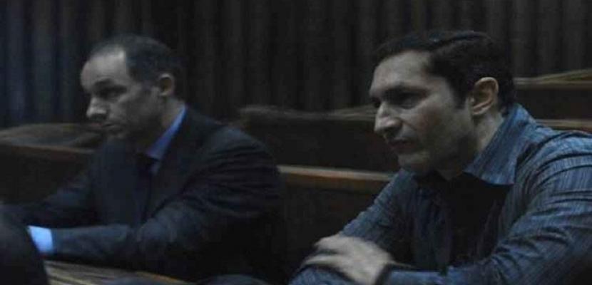 """تأجيل محاكمة علاء وجمال مبارك في قضية """"التلاعب بالبورصة"""" لـ23 مارس"""
