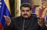 """مادورو يصف إرسال المساعدات الأمريكية إلى بلاده بالـ""""مسرحية سياسية"""""""