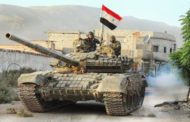 ردا على خرق المجموعات الإرهابية الجيش السوري ينفذ عمليات مكثفة في إدلب