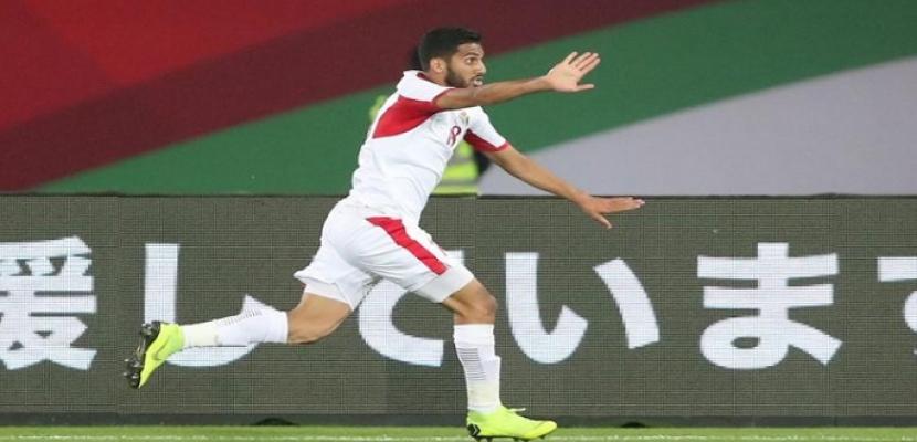 الأردن يهزم سوريا ويتأهل بجدارة لدور 16 في كأس آسيا