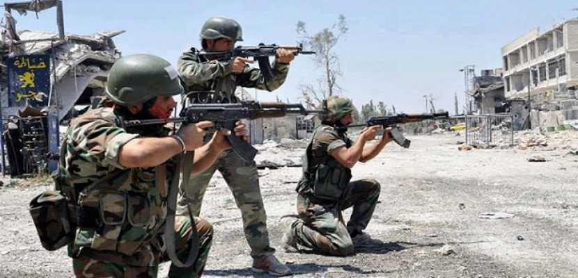 الجيش السوري يحبط محاولات تسلل مسلحين باتجاه نقاط عسكرية بريف إدلب