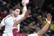 مصر تواجه الارجنتين فى ثالث مبارياتها فى مونديال اليد