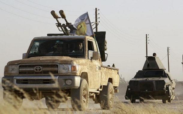 قوات سوريا الديمقراطية تسيطر على بلدة سوسة شرقى سوريا