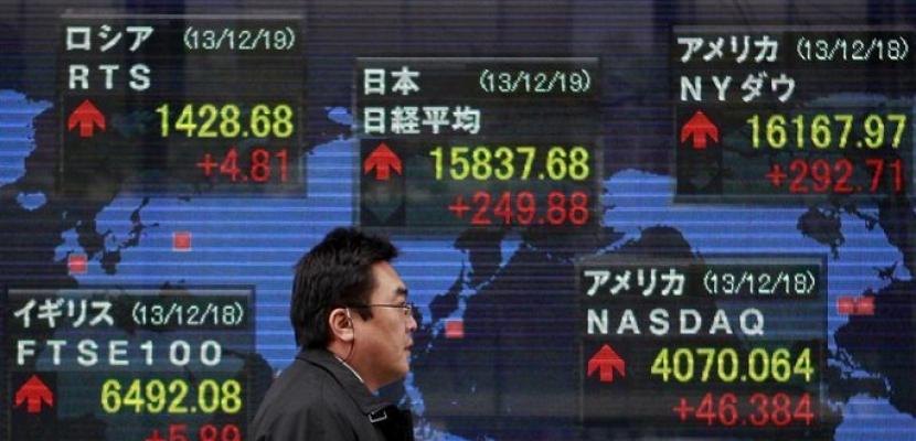 مؤشر نيكى يرتفع 0.10% فى مستهل تعاملات طوكيو