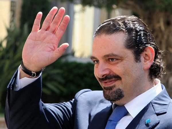 لبنان يعلن تشكيل حكومة جديدة برئاسة سعد الحريري