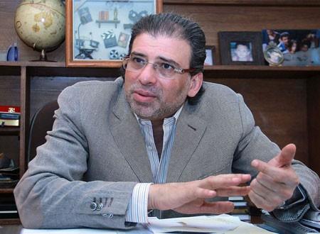 أول تعليق لخالد يوسف بعد القبض على منى فاروق وشيما الحاج واعترافهما بالفضيحة